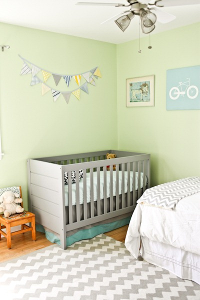 Baby Boy Nursery Tour: 39 Weeks: Nursery Tour