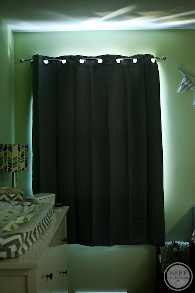 Blackout Shades For Baby Room When Darkness Falls. | Baby Kerf